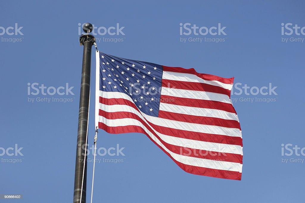 God Bless America royalty-free stock photo