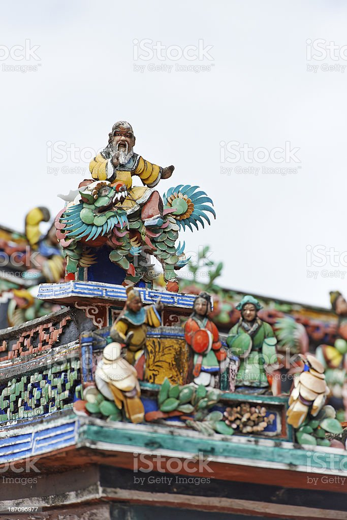 God Figurine royalty-free stock photo