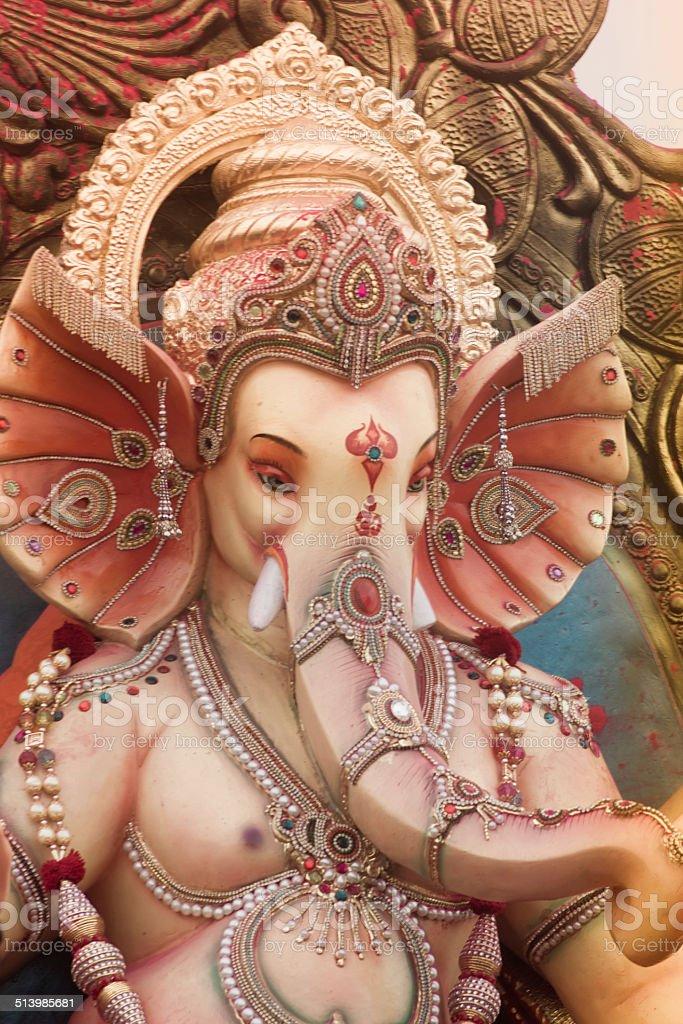 God ganesh Ganapati stock photo