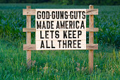 God Guns Guts Made America