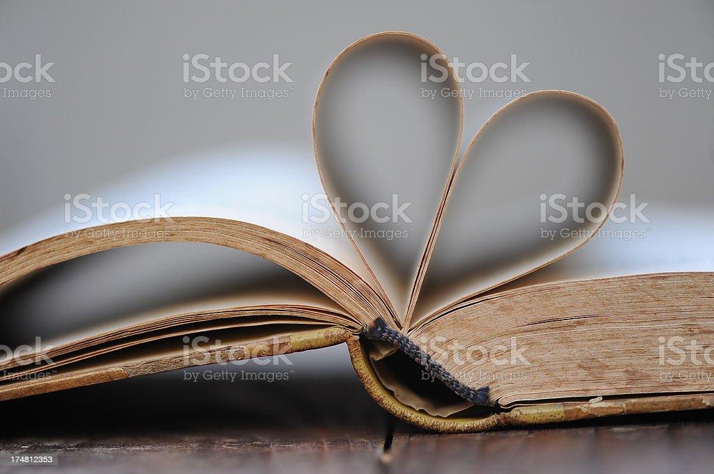 God is love ! stock photo