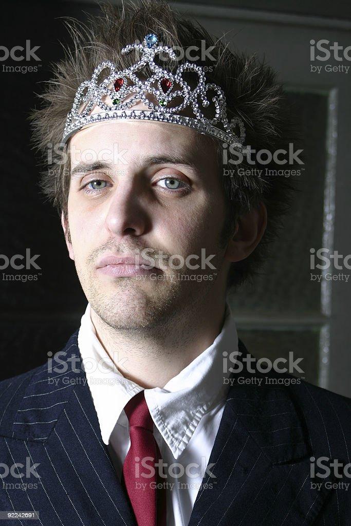 God save the Guru royalty-free stock photo