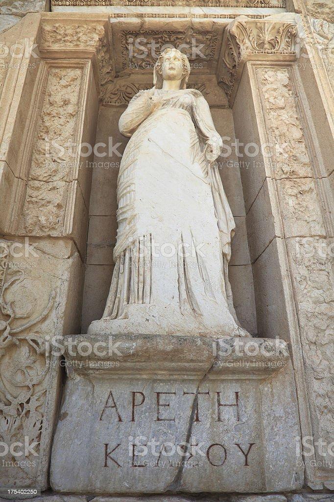 Goddess of Ephesus royalty-free stock photo