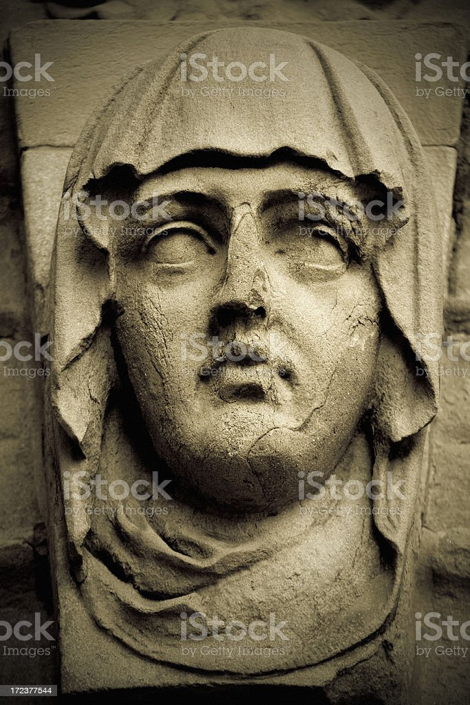 Goddess of the after life royalty-free stock photo