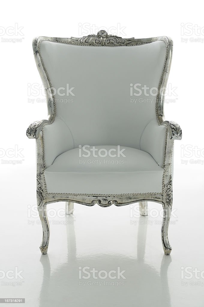 God's Chair in Heaven stock photo