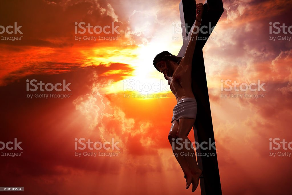 God's love to people stock photo