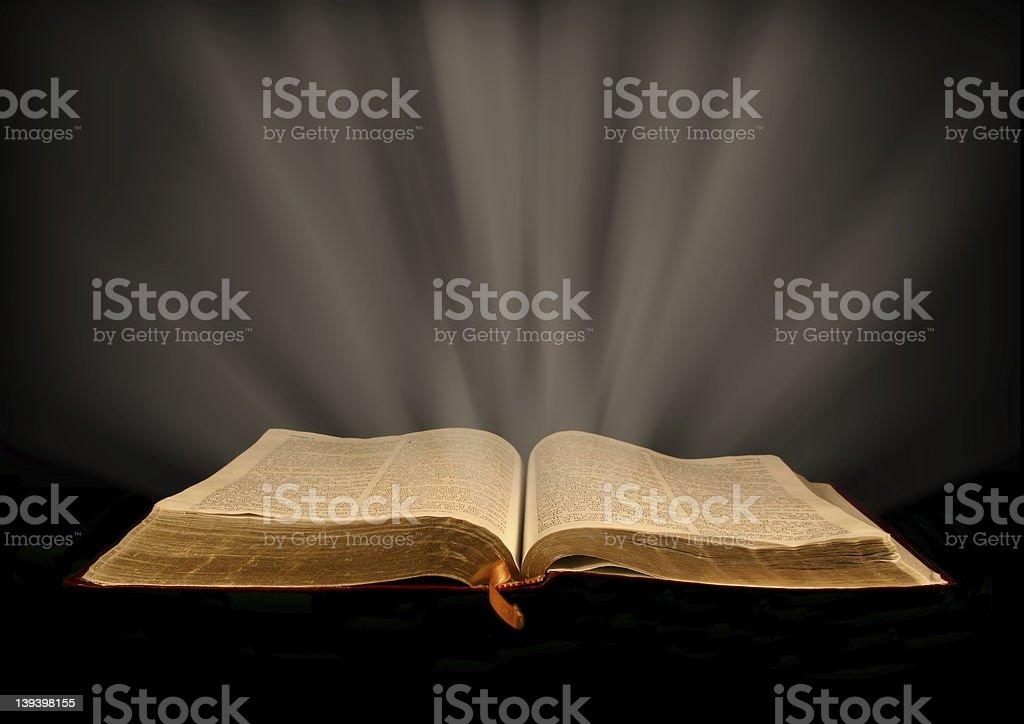 God's Word royalty-free stock photo