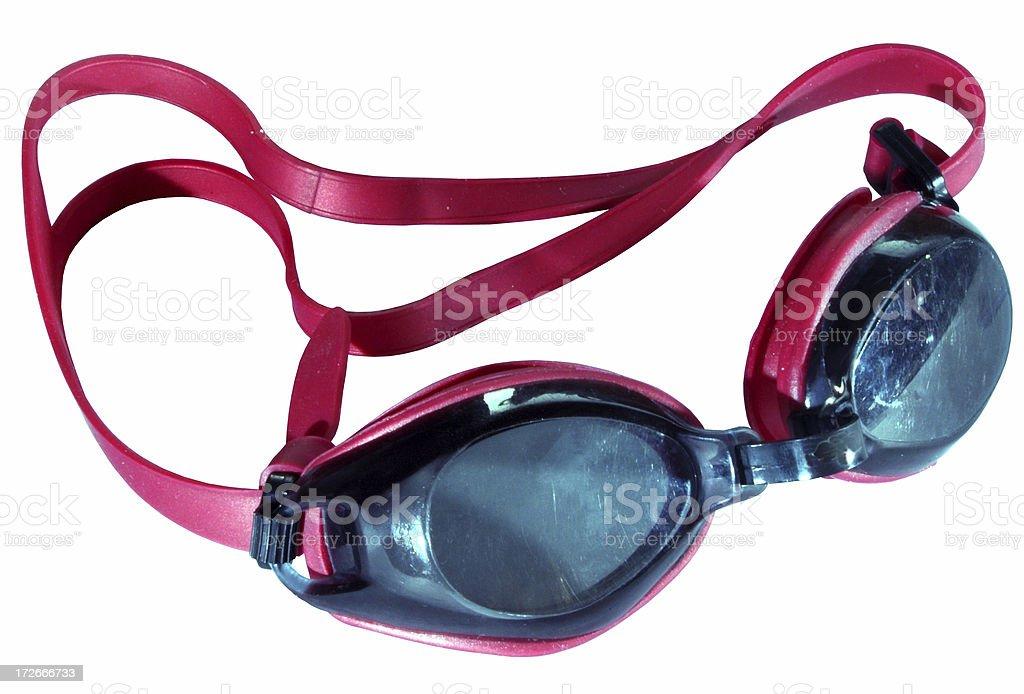 Goggles_25 stock photo