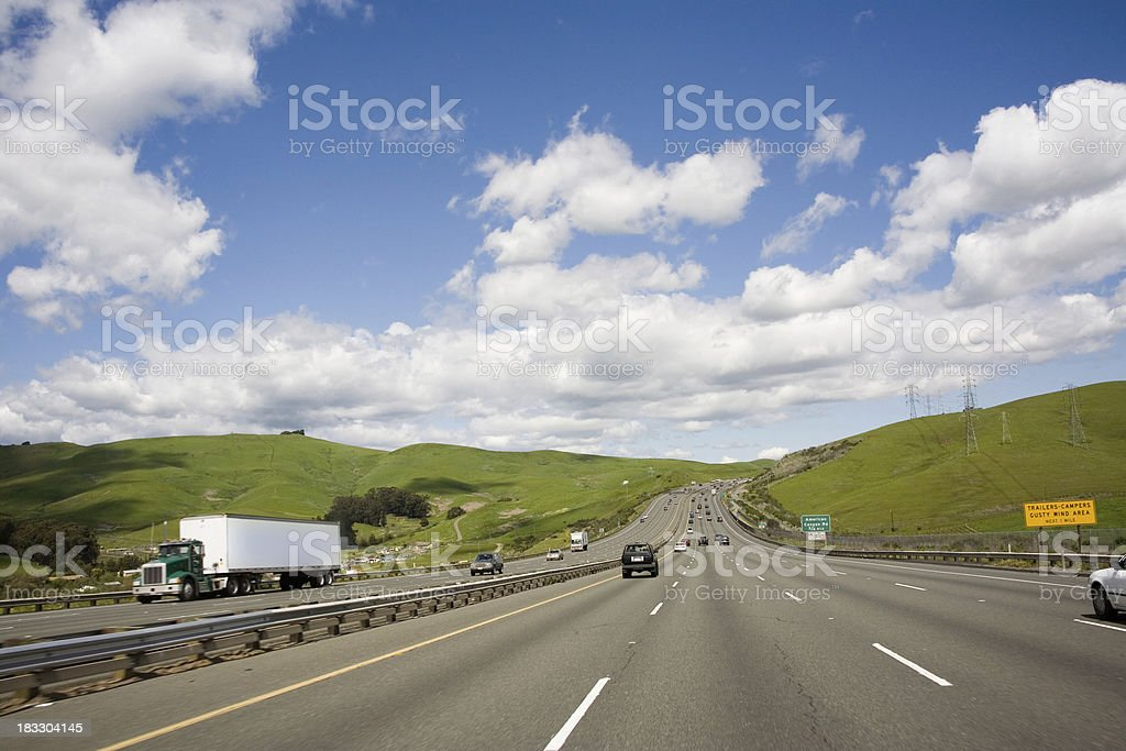 Going Back Home royalty-free stock photo