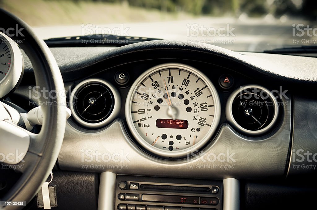 Going Fast stock photo