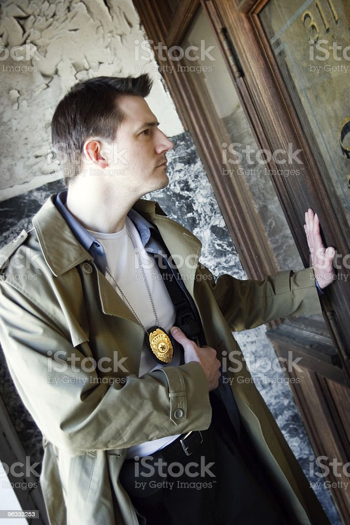 Going In stock photo