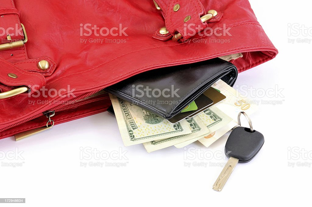 going to shopping royalty-free stock photo