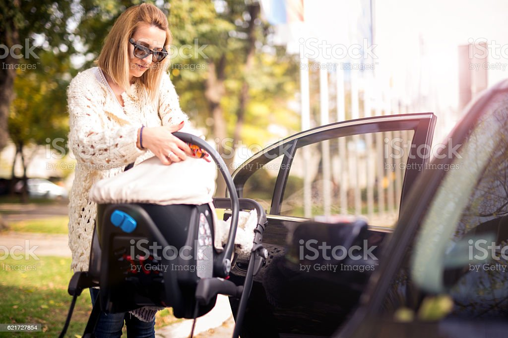 Going to traveling stock photo