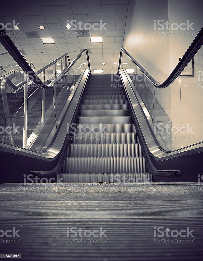 going up stock photo