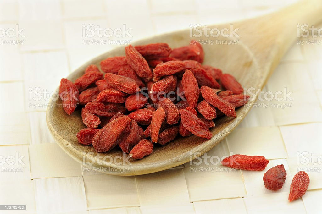 Goji Berry royalty-free stock photo