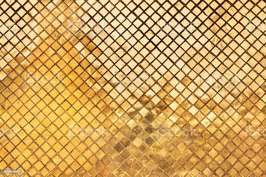 Gold abstract texture background. stock photo
