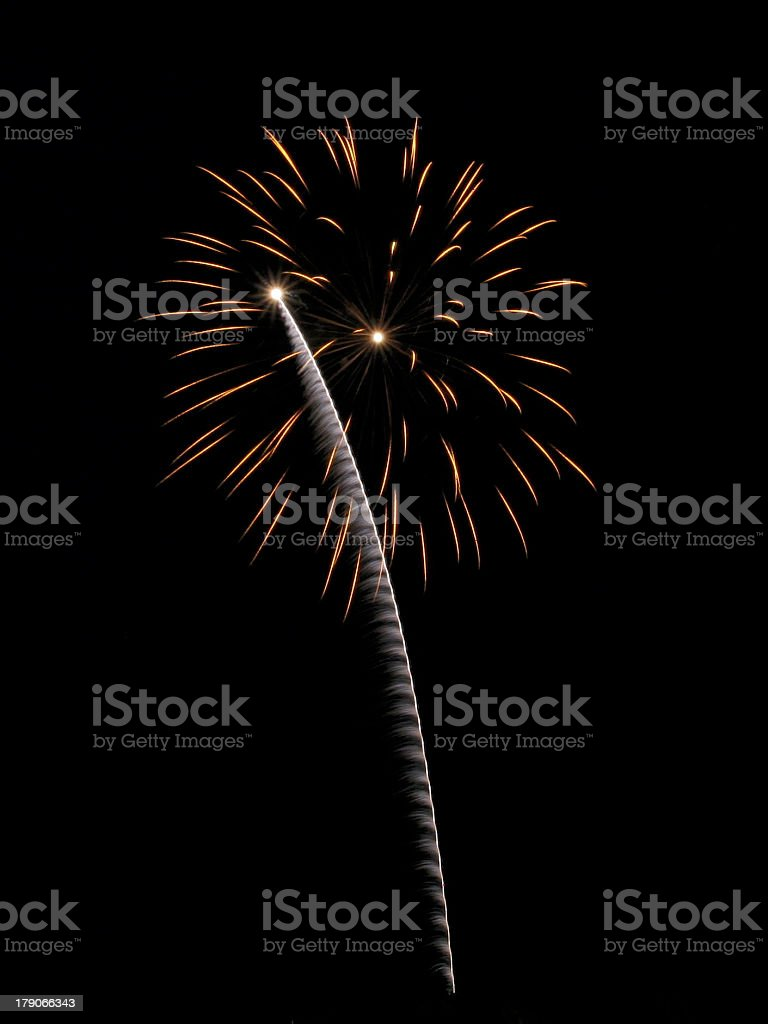 Gold and Silverworks royalty-free stock photo