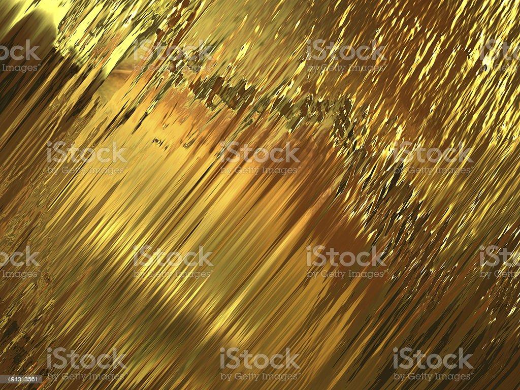 Gold autumn texture stock photo