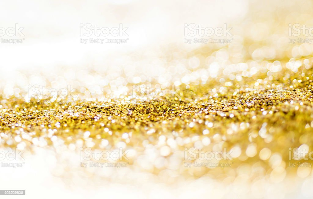 Gold background for Christmas design stock photo