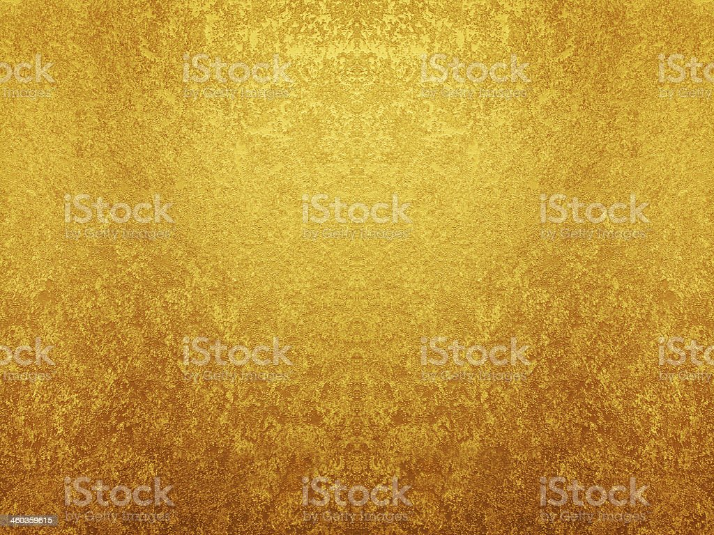 Gold background  - Stock Image stock photo