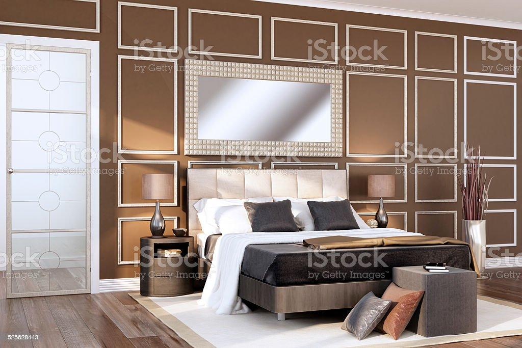 Gold Bauhaus Bedroom Interior royalty free stock photo  Gold Bauhaus Bedroom  Interior stock photo 525628443. Bauhaus Bedroom Furniture   modelismo hld com