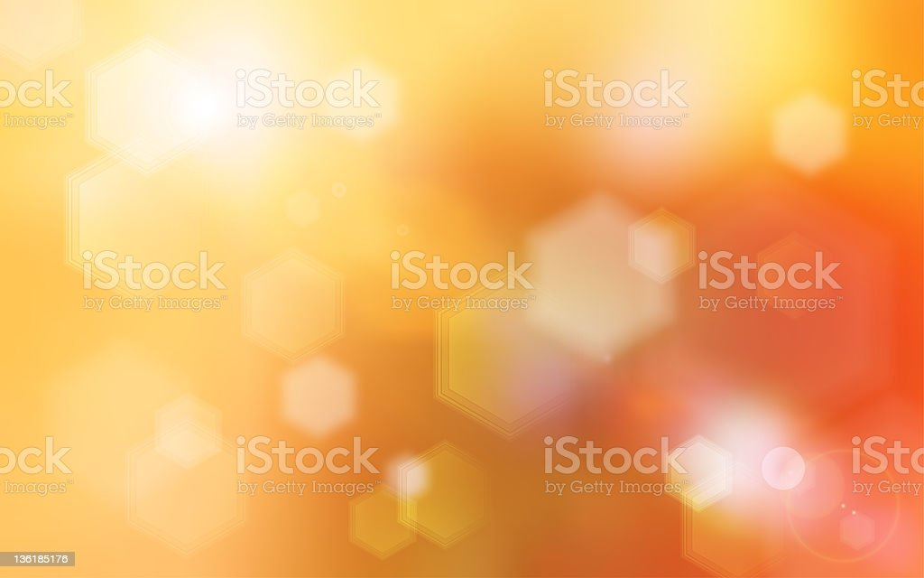 Gold blur royalty-free stock photo