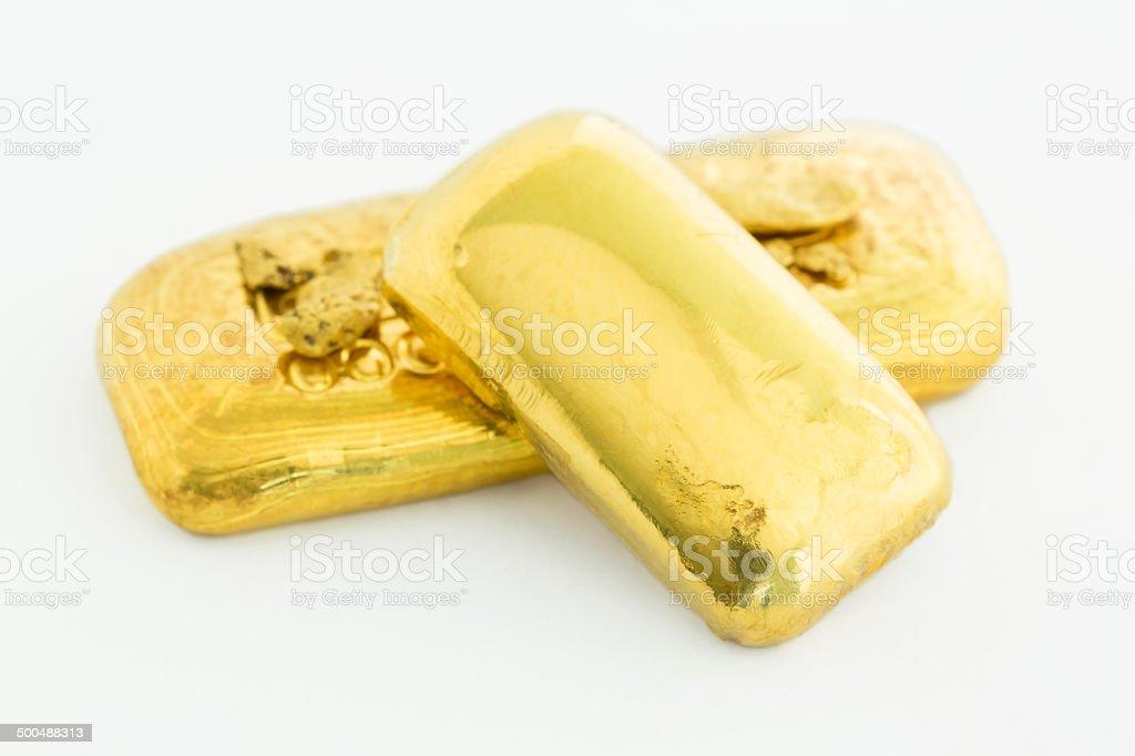 Goldfarbene Kantillen Lizenzfreies stock-foto