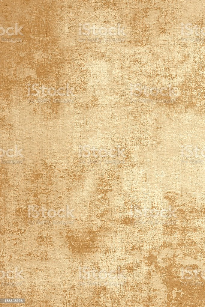 Gold Colored Abstract Background royalty-free stock photo