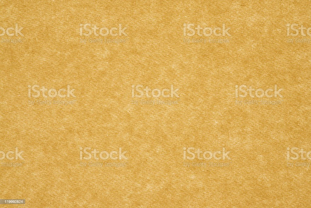 Gold Construction Paper Textured Background stock photo