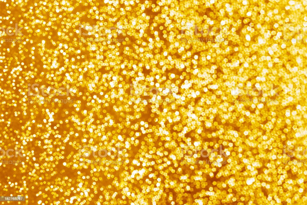 gold defocused background royalty-free stock photo