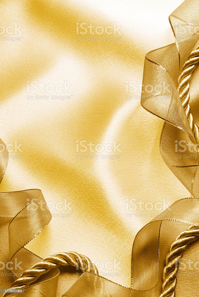 Gold Elegance royalty-free stock photo