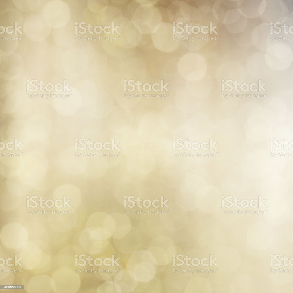Gold Festive Christmas background. stock photo