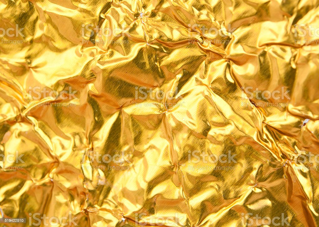 gold foil background stock photo