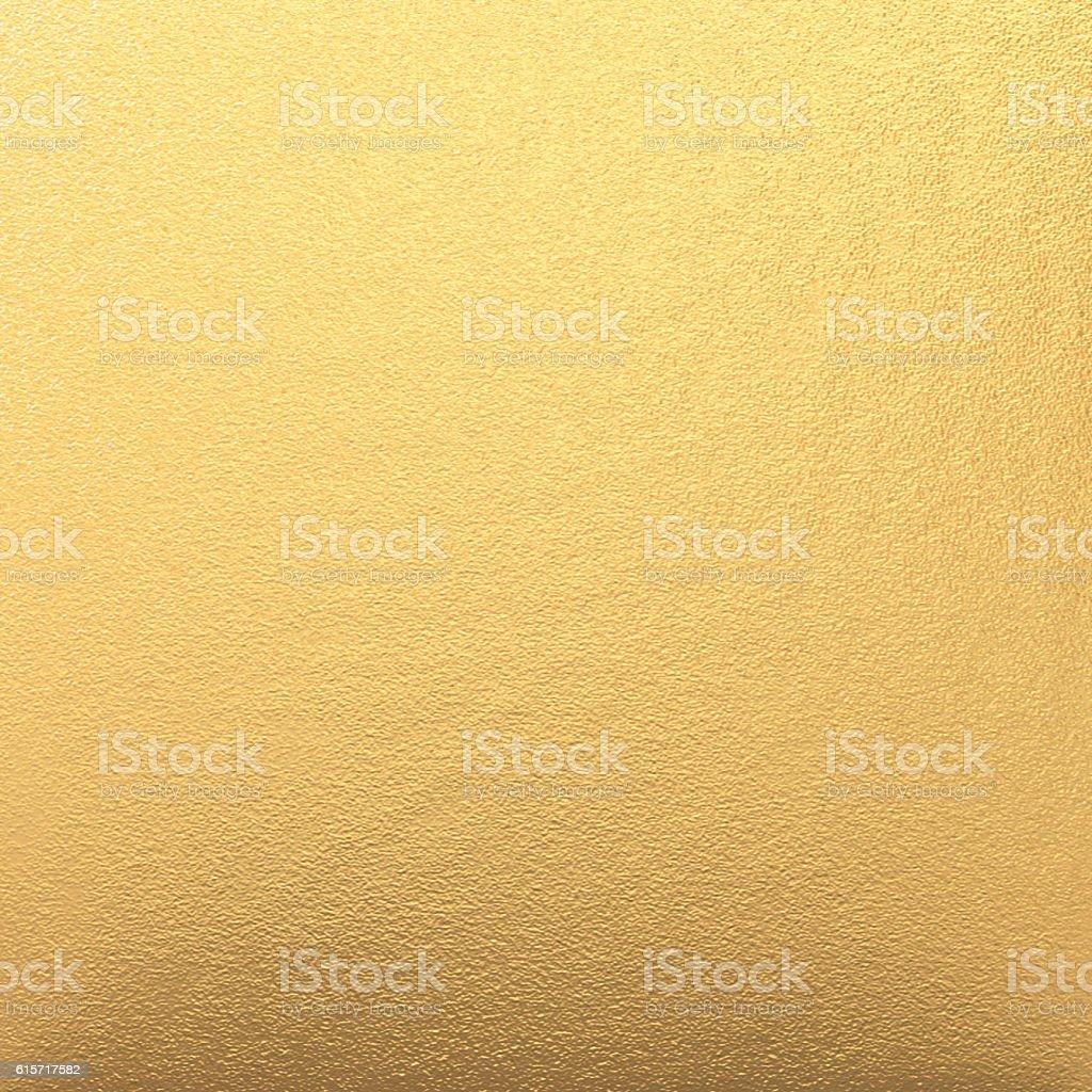 Gold foil stock photo
