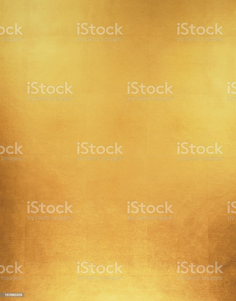 Gold Leaf royalty-free stock photo