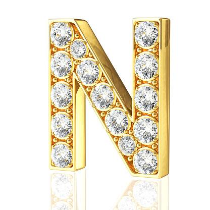 N Alphabet Design Single Alphabet Letters Designs N 16824 | DFILES