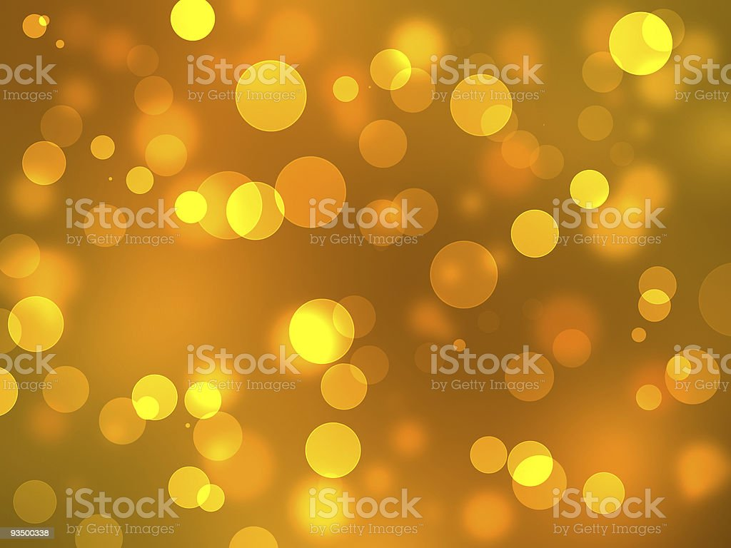 gold light spot background royalty-free stock photo