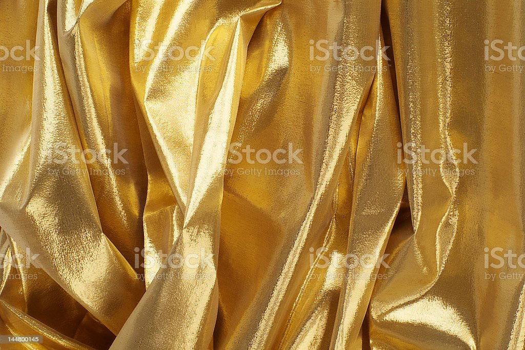 gold material royalty-free stock photo