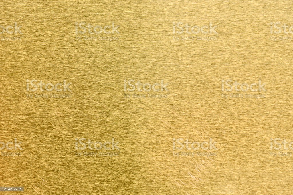 Gold metal alloy texture close up, made from gold stock photo