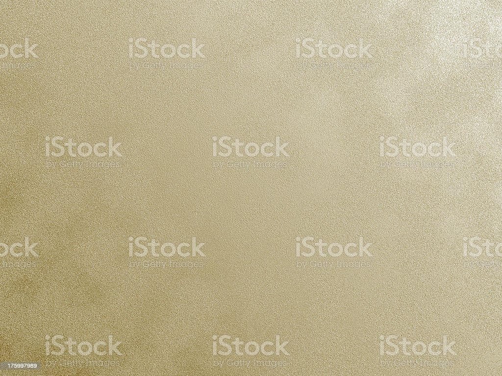 Gold painted wall royalty-free stock photo