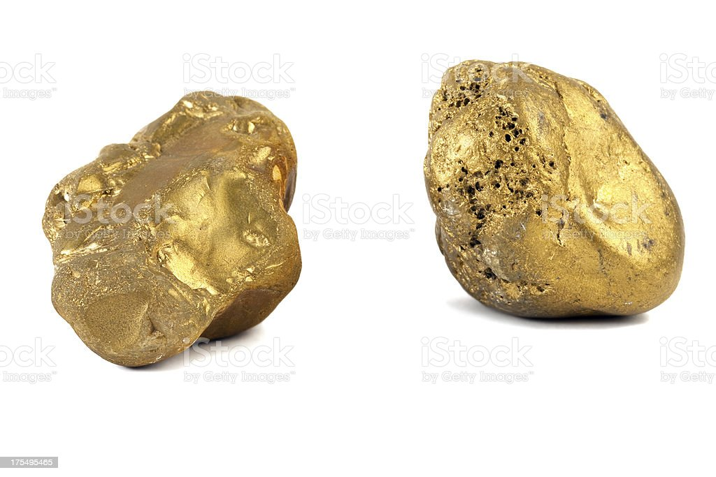 Gold. stock photo