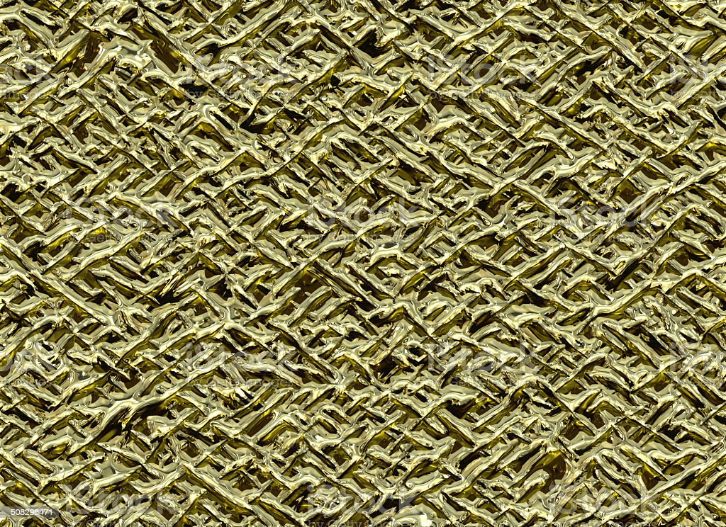 gold relief texture. shining backgrounds stock photo