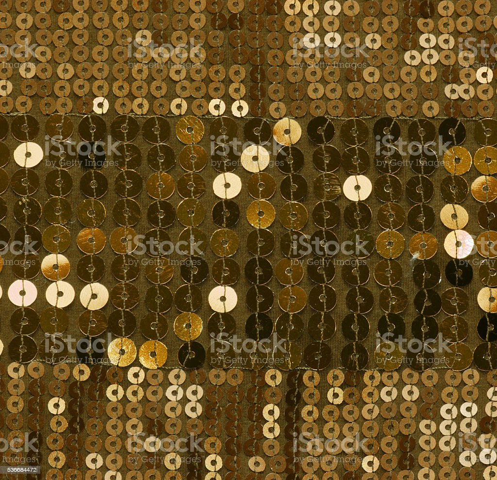 gold sequin background stock photo