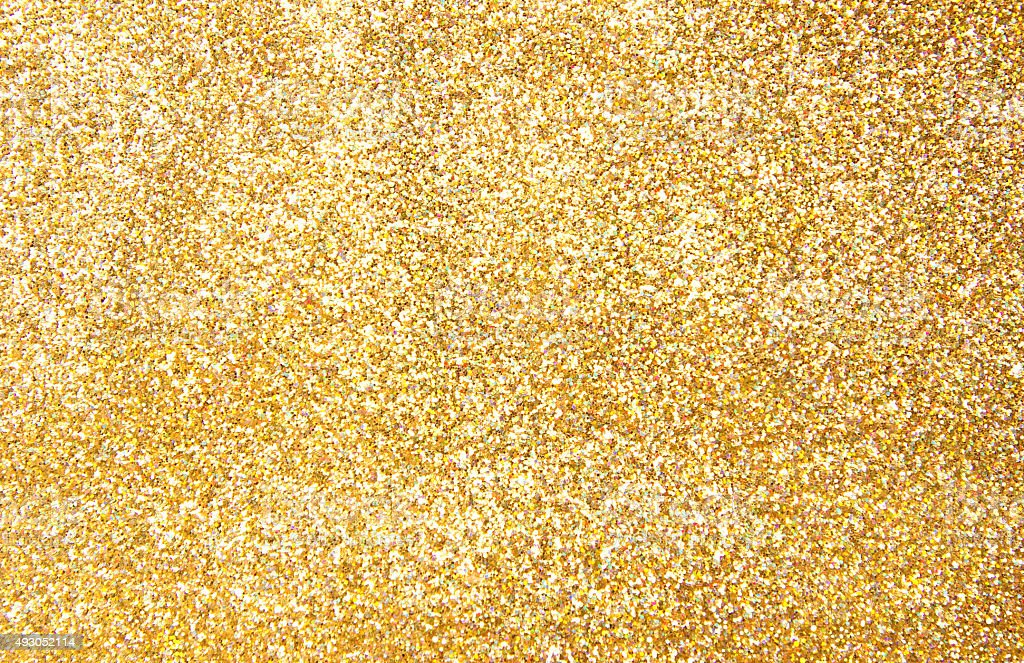 gold sequinned background texture stock photo