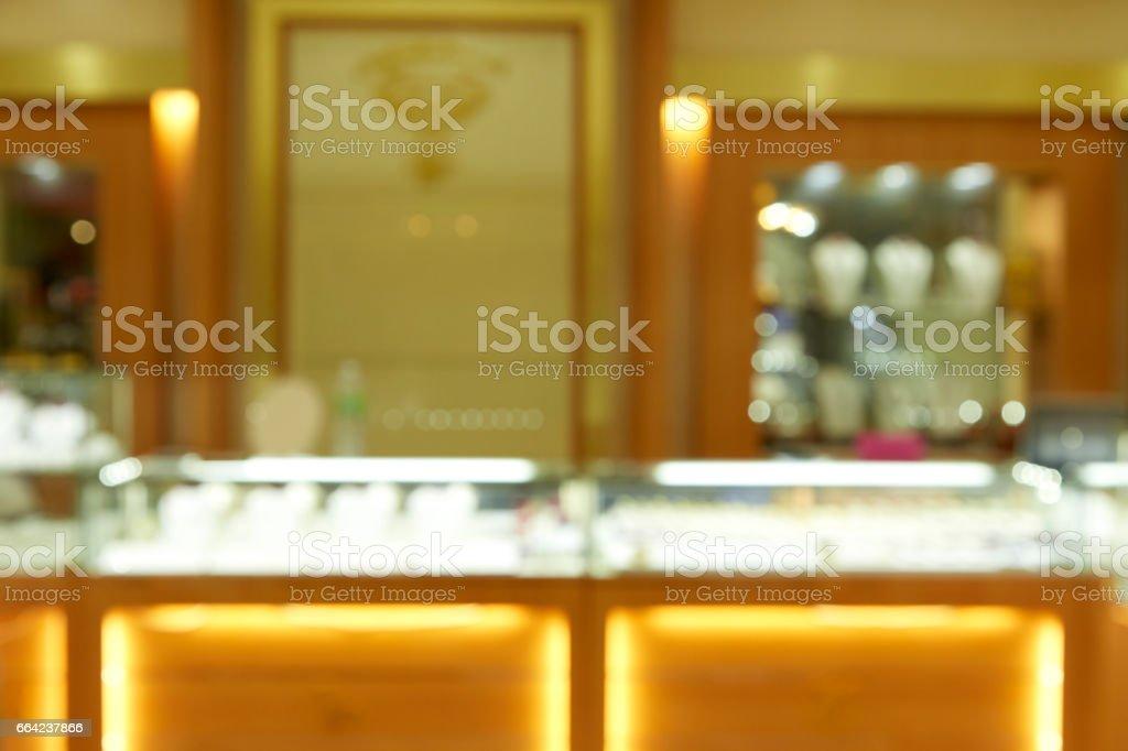 Gold Shop stock photo