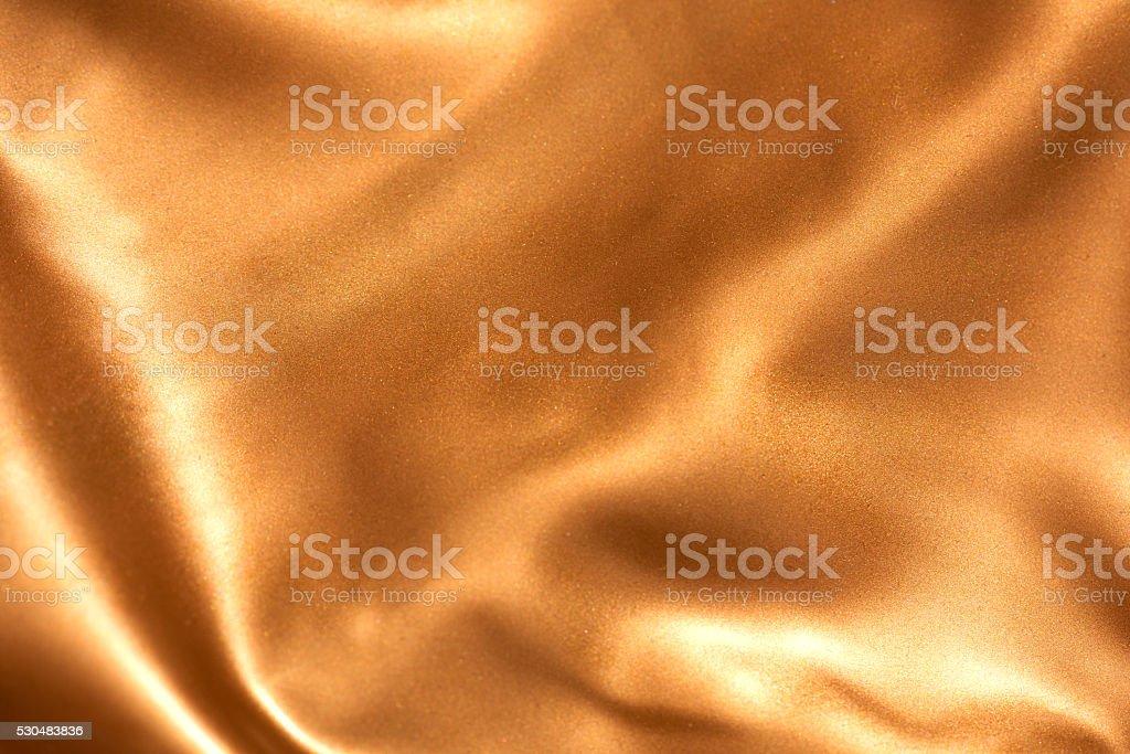 gold silk texture stock photo