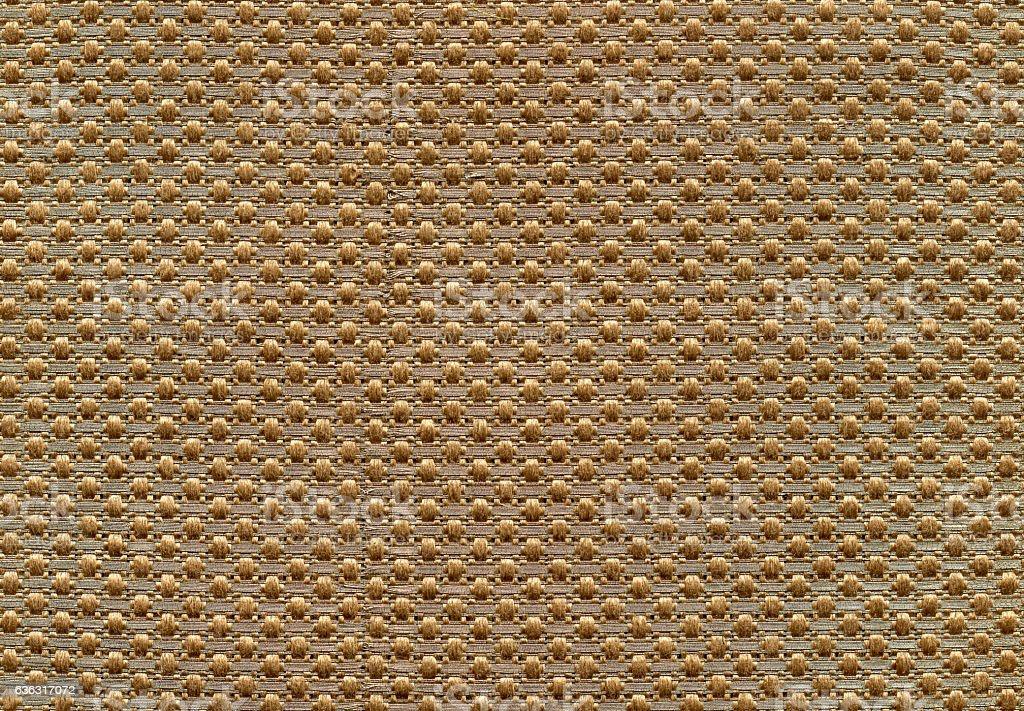 Gold Textile stock photo