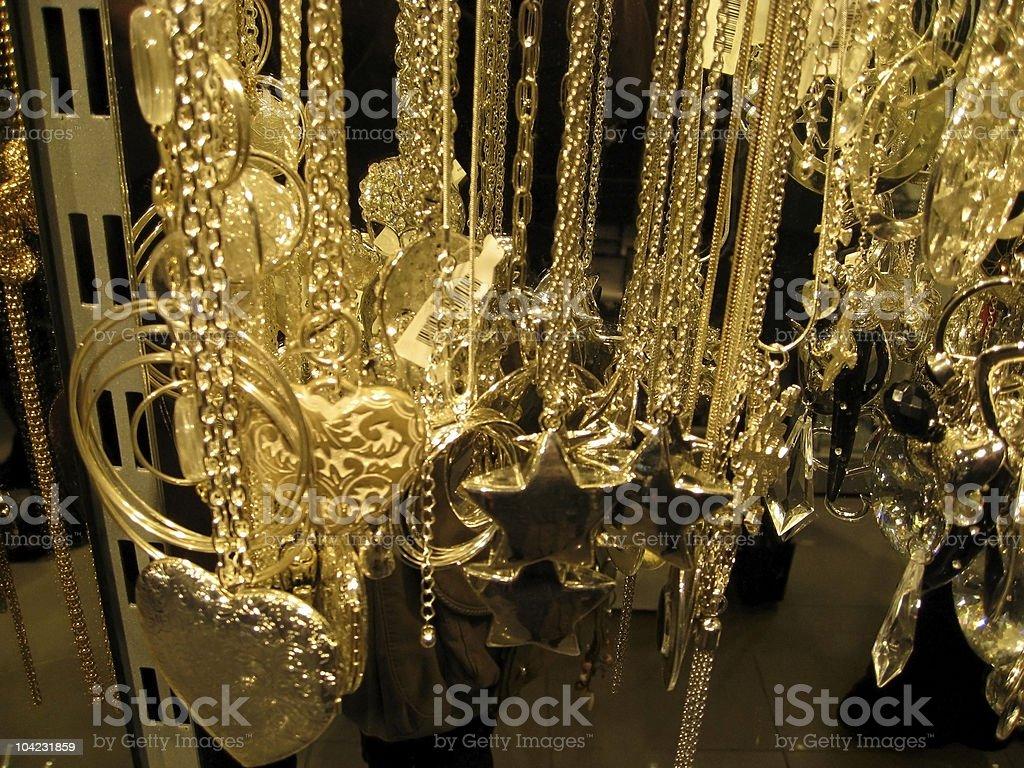 gold toned embellishment royalty-free stock photo