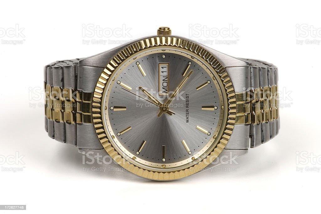 Gold Watch #3 stock photo