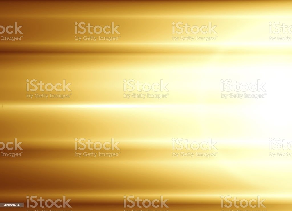 Golden abstract background royalty-free stock photo